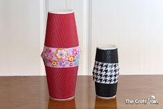 This post is sponsored by The Reject Shop Here is a challenge for you: get a paper cup (or two or three) and see how many instruments you can make from it. We tried this challenge and cam…