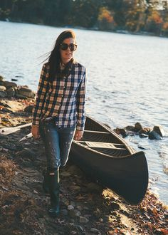 Classy Girls Wear Pearls: Canoe to You