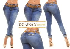 Pantalón colombiano Do-Jeans +Modelos en: http://www.ropadesdecolombia.com/index.php?route=product/category&path=112