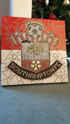 Southampton/Saints Football Club Mosaic