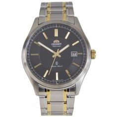 ER2C009B Orient Automatic Black Dial Stainless Steel Bracelet Male Watch