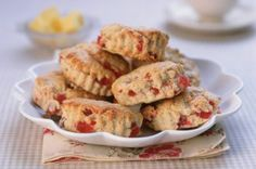 Cherry Scones - goodtoknow uk
