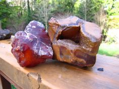Washington State Carnelian agate