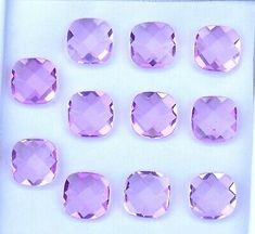 10.80 Ct Natural Beautiful Cushion Cut Pink Sapphire Loose Gemstone
