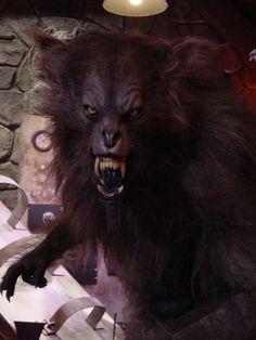 "werewolf design for Wes Craven's ""Cursed""."