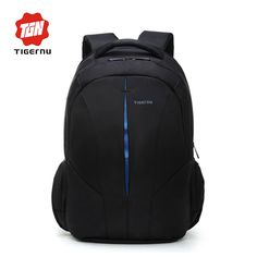 15218e947a 2018 Tigernu Brand waterproof 15.6inch laptop backpack men backpacks for teenage  girls travel backpack bag women male+Free gift -in Backpacks from Luggage  ...