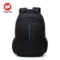 2017 tigernu 브랜드 방수 15.6 인치 노트북 배낭 남성 배낭 십대 여자 배낭 여행 가방 여성 + 무료 선물