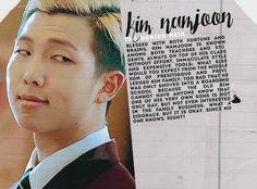 The Bangtan Academy | Kim Namjoon
