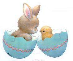 sweet Easter friends