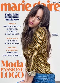 Marie claire magazine May 2018