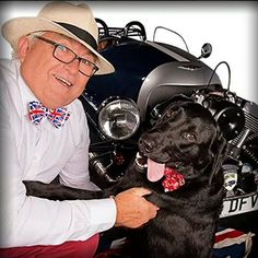 Customers in the UK love Doggone Bow Ties. Cheers to that!!!!!!