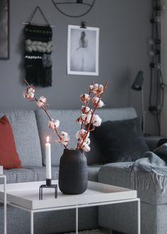 Endringer på stueveggen og noen gode tips • HVITELINJER BLOGG -    #interior #interiør #interiordesign #interiors #scandinavian #moderninteriordesign #livingroom #housedoctor #bolia