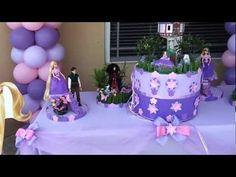 Rapunzel Party Decorations - Bing Images