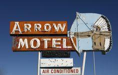 Arrow Motel • Espanola, New Mexico
