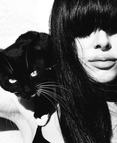 Cat-Filled Editorials  Alexi Papalexopoulos Lenses a Fierce and Sultry Photoshoot