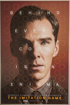 The Imitation Game (2014) movie #poster, #tshirt, #mousepad, #movieposters2