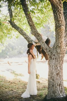 sitting in a tree // photo by LoganColeblog.com