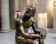 'The Boxer' Exhibition at The Met in New York