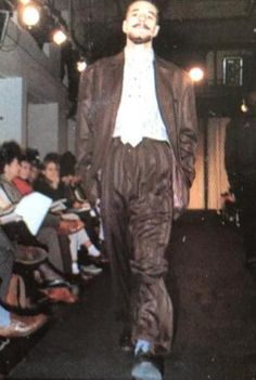 Yohji Yamamoto Mens F/W 85.86
