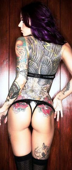 Sexy Tatoo Girl ° ~ # Hunter™