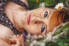 Summer Freckles by Crimson Photography on 500px