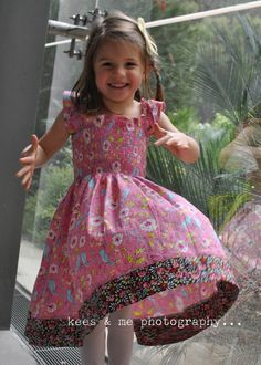 Party dress Bella sizes 1t 2t 3t 4t 5 6 by HotFudge on Etsy, $50.00