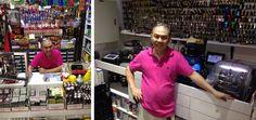 Il bellissimo nuovo negozio aperto da Simon Ho a Singapore con #994Laser, #Ninja, #884DecryptorUltegra e le #chiavi #Keyline!  The amazing new shop opened by Simon Ho in Singapore with #994Laser, #Ninja, #884DecryptorUltegra and #Keyline #keys!