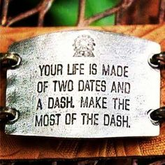 A Positive Thought for today February 26 2016!  Make the most of your DASH.  #fit #health #cure #fb #fight #girl #walk #cancer #ig #twitter #wp #hope #pink #breastcan #insta #pop #pic #photo #oftheday #follow #like #tweet #buffer #lpt #shar #dash #positive #thought #me #blog  @Instagram @sharpharmade
