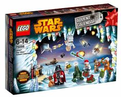 Calendario dell'Avvento di LEGO Star Wars ed.2014 - foto da Golden Backstage