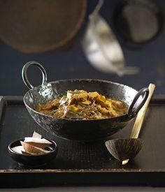 Australian Gourmet Traveller recipe for Sri Lankan pork curry by Peter Kuruvita.