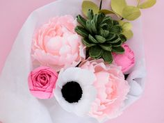 Te enseño todas las flores de papel crepé que hago y que puedes encontrar en la tienda. Flores para regalar en cada ocasión.