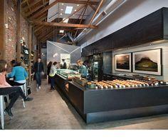 Craftman & Wolves Patisserie, San Francisco, CA. Designed by: Zack deVito Architecture. Photo: Bruce Damonte