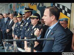 POLICIAIS em AÇÃO: GLOCK nova ARMA dos POLICIAIS dá GCM - SP