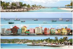 Curacao! Went there a few years ago and it was so beautiful!