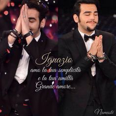Beautiful worshipfu.l  Godly, loving Ignazio!