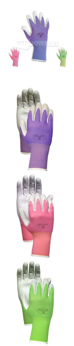 Gardening Gloves 139864: 12 Pack Showa Atlas 370Bbk Atlas Nitrile Tough  Gloves   Small  U003e BUY IT NOW ONLY: $38.02 On EBay! | Pinterest | Gloves, On  And 12.
