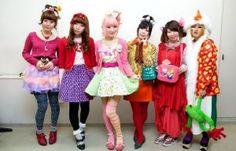 Japan Fashion Style @ http://heartjohn.com/
