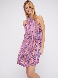 Cheek To Cheek Mini Dress from Free People!