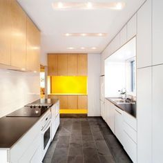 Berri Residence is a project designed by NatureHumaine in 2012 and is located in Montréal, Quebec, Canada. Photography by Adrien Williams. A couple with a passion for contemporary architecture wanted an extension to their 1940s duplex on Berri street in Montréal. Their main desire was to create a dining room that would become the heart …