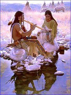 """Poco tempo fa ho scritto un articolo che parlava del rapporto che hanno i Nativi Americani con gli animali. Oggi voglio parlare ancora di questo grande popolo che ha molto da insegnarci, riflettendo in particolare sulla loro considerazione della parola """"capo"""". Se andassimo dagli Indiani d'America e chiedessimo """"chi è il capo qui?"""", probabilmente ci guarderebbero con aria strana, perchè secondo loro non c'è bisogno di chiederlo, basta osservare. Il capo nelle loro ..."""