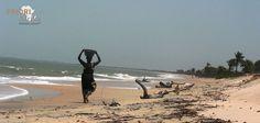 Guinea-Bissau Strand mit Frau Guinea Bissau, Beach, Outdoor, Tours, Places, Viajes, Outdoors, The Beach, Beaches