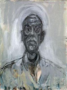 Giacometti, Alberto - Head of a Man I. (Diego)