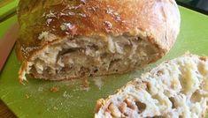 Saftig eltefritt rugbrød - Veganeren Baked Potato, Potatoes, Bread, Baking, Ethnic Recipes, Food, Potato, Brot, Bakken