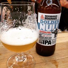 Brandneu - das alkoholfreie IPA von Riedenburger #biofach2017 #frischundhopfig #aberkeinersatzzumdoldensud  #beerpic #organicbeer #bier