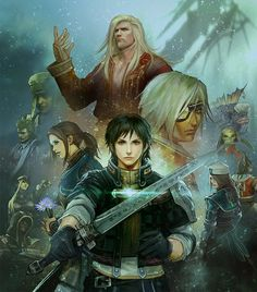 The Last Remnant Remastered Hits the Open Field in Latest Trailer hokagestorez Dragon Ball, The Last Remnant, Naruto Cosplay, Playstation Games, Open Field, Cowboy Bebop, One Punch Man, Bungou Stray Dogs, Anime Outfits