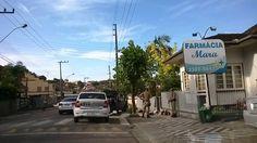 Nesta manhã de terça-feira (13) a Polícia Militar de Timbó abordou quatro jovens, que foram considerados suspeitos em tentar assaltar uma farmácia em Timbó, na Rua Pomeranos.