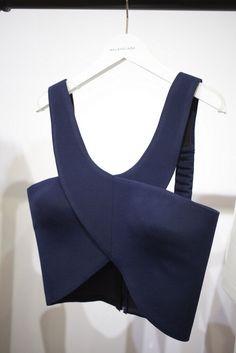 EatFashionNotCake: What's in my SUITCASE?    #balenciaga #black #croptop #fashion #style #designer