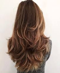 Image result for long hairstyles with layers wavy