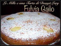 Condividi la ricetta...RICETTA DI: FULVIA GALLO Ingredienti: 180 g di farina 90 g di zucchero 80 g di burro fuso 1 vasetto di yogurt (125 ml) 1 uovo e 1 tuorlo un po' di latte…