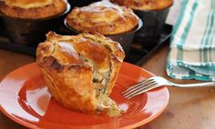 Country Chicken and Mushroom Pies - Maggie Beer